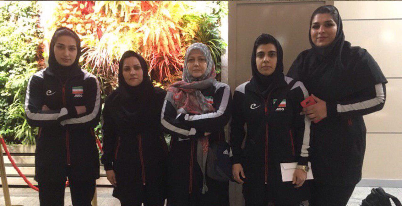 قرعهکشی جودوی قهرمانی آسیا | استرالیا، هند و ژاپن اولین حریفان دختران جودوکار ایران
