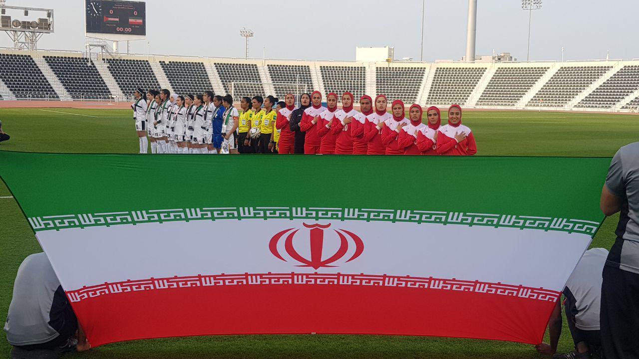 ۳۰ بازیکن به اردوی تیم ملی فوتبال زنان فراخوانده شدند