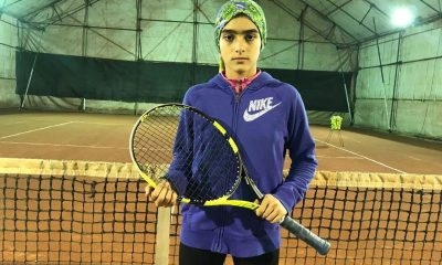 درسا چراغی 400x240 هفته دوم تور تنیس زیر ۱۴ سال آسیا | درسا چراغی قهرمان بخش دوبل شد