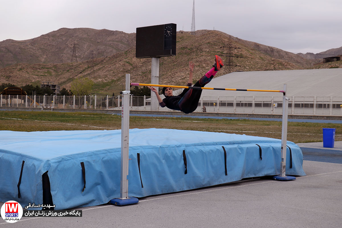 قهرمانی تهران در دوومیدانی قهرمانی کشور جوانان| شکسته شدن ۳ رکورد ملی در خرم آباد