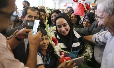 ساره جوانمردی 400x240 پای صحبت ساره جوانمردی : از المپیک تا پیام برای دختران ایران | درخواستی از مسئولین ندارم!