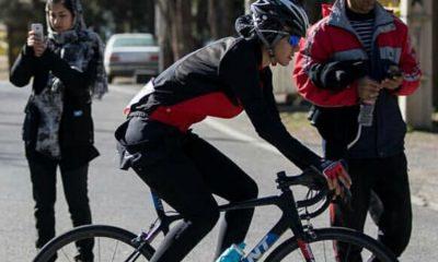 سمیه یزدانی تیم ملی دوچرخه سواری جاده بانوان 400x240 سمیه یزدانی رکابزن جادهها در راه تاشکند | فقط طلا میتواند من را راضی کند!