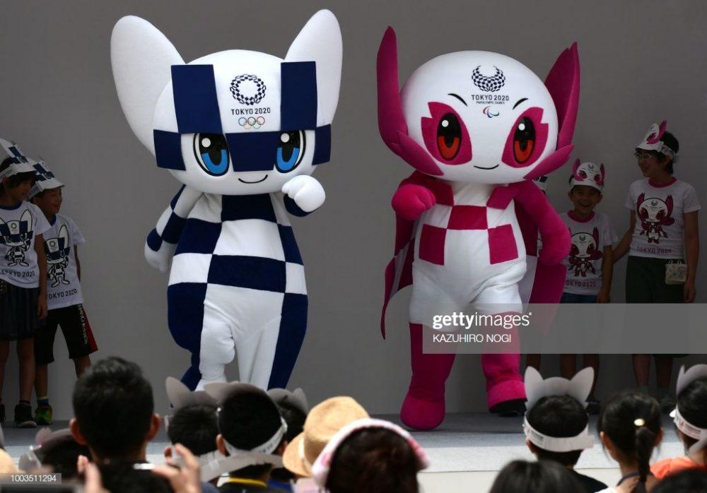 نمادهای عروسکی المپیک 2020 توکیو 8 1000x698 نمادهای عروسکی المپیک ۲۰۲۰ توکیو رونمایی شدند
