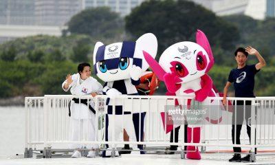 نمادهای عروسکی المپیک 2020 توکیو 9 400x240 چهار رشته میکس مردان و زنان به المپیک 2020 اضافه شد