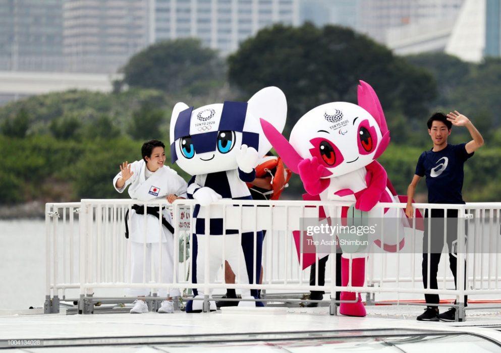 نمادهای عروسکی المپیک 2020 توکیو 9 993x700 نمادهای عروسکی المپیک ۲۰۲۰ توکیو رونمایی شدند