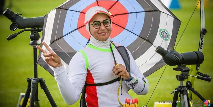 زهرا نعمتی: کسب سهمیه المپیک در تیراندازی با کمان نسبت به سایر رشتهها سختتر است