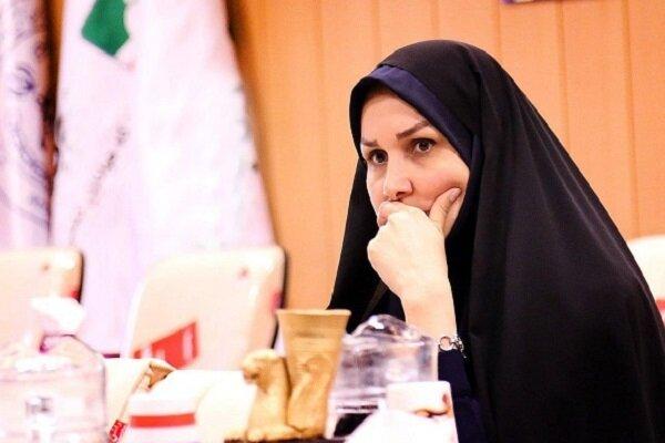 مریم منظمی: دختران کشتی گیر ایران در مسابقات جهانی شرکت میکنند