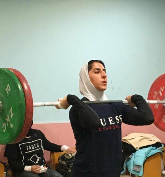 3102010 560x600 ۲۱ دختر وزنه بردار به تیم ملی فراخوانده شدند