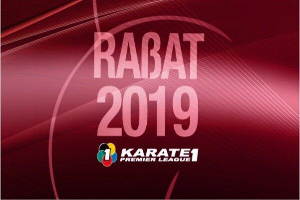 لیگ جهانی کاراته وان مراکش | برنامه رقابت دختران ایران در رباط