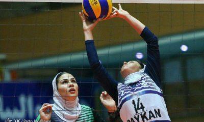 الهام فلاح والیبال بانوان بازیکن تیم پیکان تهران 400x240 لیگ برتر والیبال بانوان ۹۸