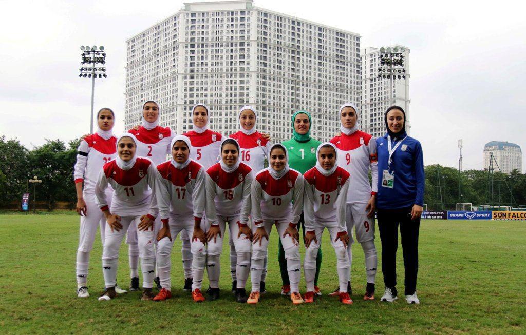 ایران 5-1 لبنان | حذف تلخ به خاطر یک مشت کارت زرد