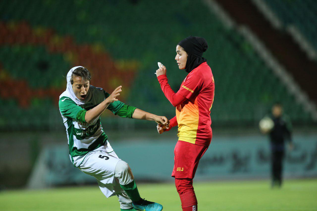 اعلام رای کمیته انضباطی درخصوص پرونده درگیری در لیگ برتر فوتبال بانوان