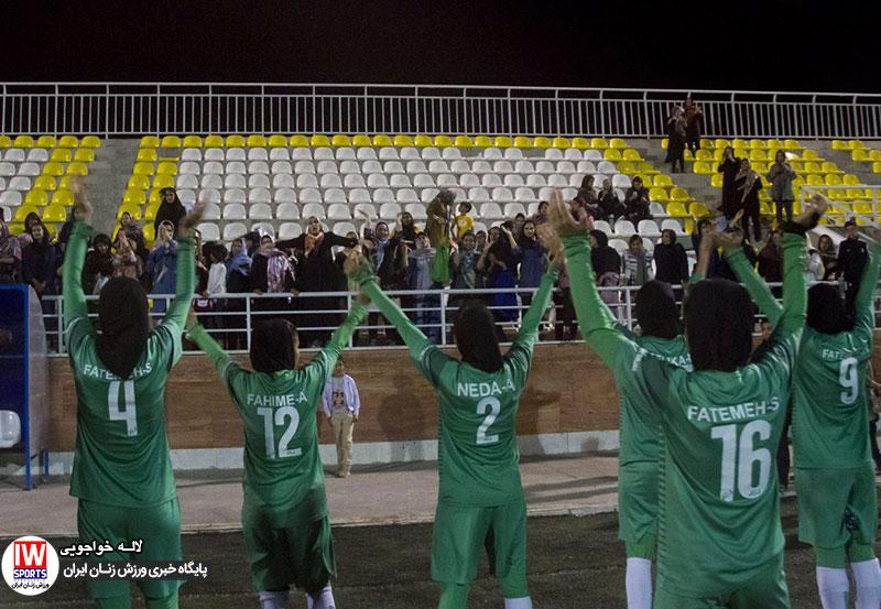 هفته بیست و یکم لیگ برتر فوتبال بانوان | شکست سنگین سپاهان و نایب قهرمانی سیرجانیها