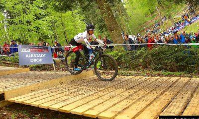 فرانک پرتو آذر در کاپ جهانی دوچرخه سواری کوهستان در آلمان 400x240 رتبه ۶۶ برای فرانک پرتو آذر در کاپ جهانی | هزینه زیاد فکر کردن را پرداختم