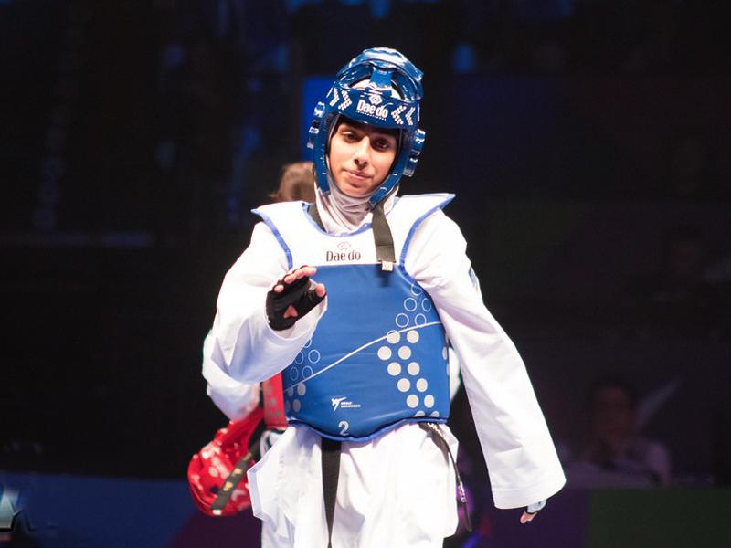 لوازم خانگی کن با نایب قهرمان جهان به دنبال قهرمانی لیگ تکواندو