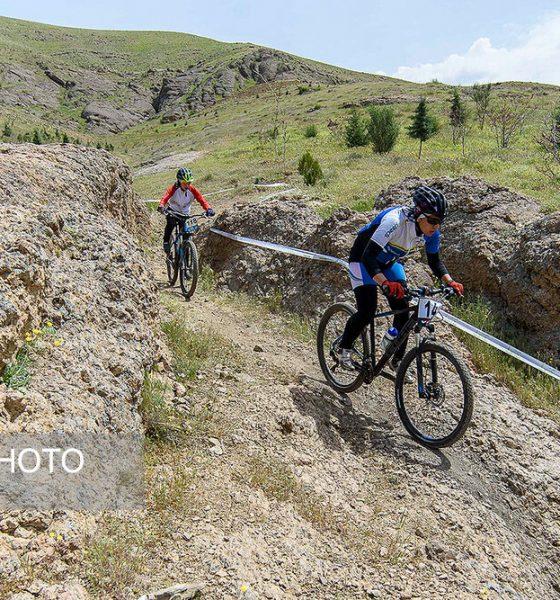 مرحله اول لیگ دوچرخه سواری کوهستان در کرج 6 560x600 تصاویر لیگ دوچرخه سواری دانهیل و کراس کانتری بانوان در باغستان