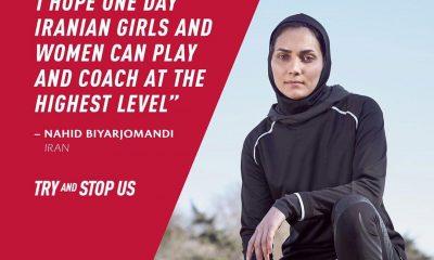 ناهید بیار جمندی راگبی بانوان 400x240 ناهید بیارجمندی در میان ۱۵ چهره تاثیرگذار راگبی زنان جهان