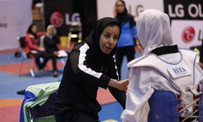 ندا زارع تکواندو 400x240 ندا زارع: هدف ما قهرمانی در اردن است | مومن زاده و ولی نژاد به تیم نوجوانان می پیوندند