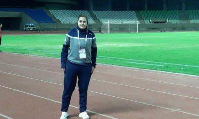 نگین پاکدل فوتبال بانوان زاگرس شیراز 400x240 همراه با نگین پاکدل | سرمربی زاگرس شیراز از تیم شگفتی سازش میگوید