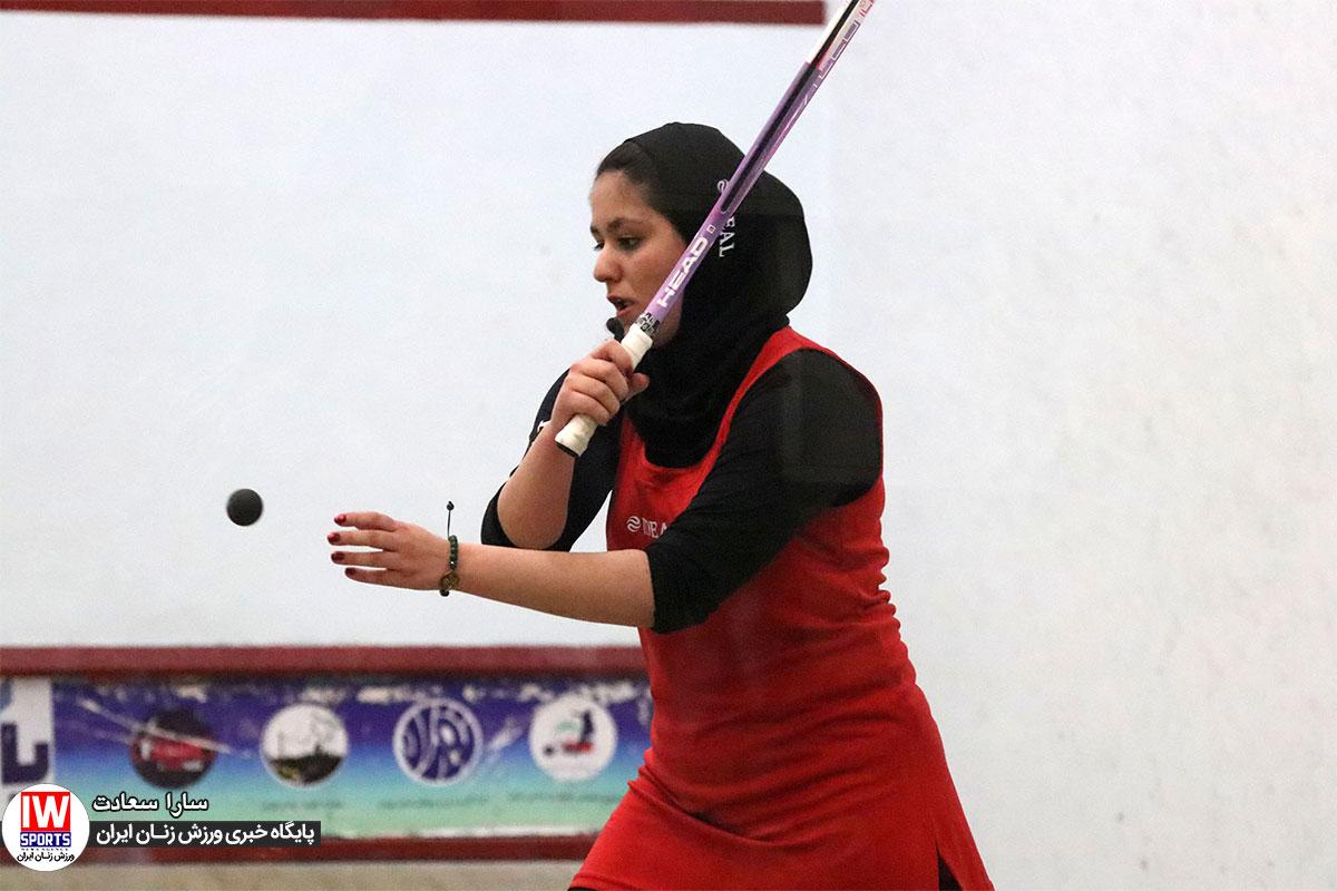 مهرسان قهرمان لیگ اسکواش شد؛ فولاد آلیاژی یزد در جای دوم