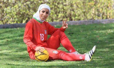 پروین فرهادی 400x240 هدف تازه پروین فرهادی : پرورش استعدادهای دختران شیراز | بازی در فارس اولویت من است
