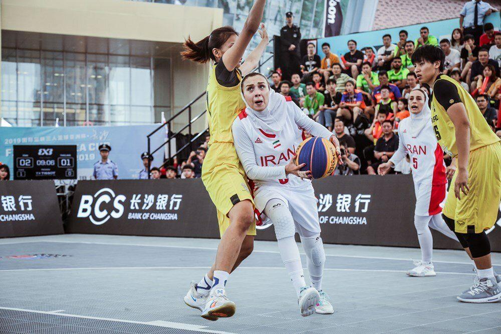 57882691 1000x667 تصاویر   دیدار بسکتبال ۳ نفره بانوان ایران و تایلند در کاپ آسیا