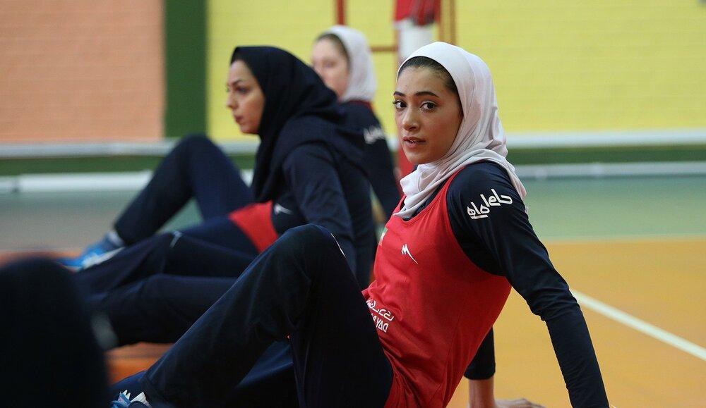 مونا آشفته در لیگ والیبال ترکیه باقی میماند