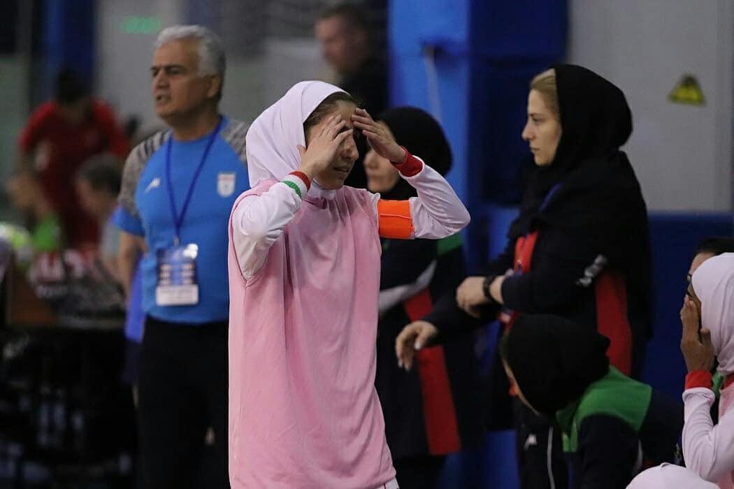 ایران ۰-۲ روسیه | دومین شکست متوالی دختران فوتسالیست در مسکو
