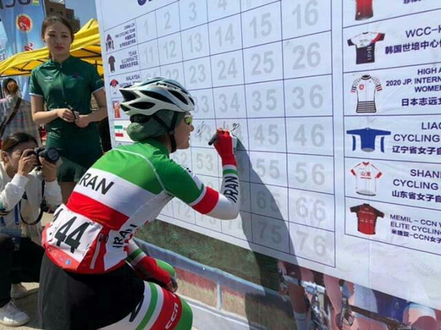 photo 2019 05 24 11 08 26 3 نگاهی بر حضور دختران دوچرخه سوار ایران در چین (تصاویر)