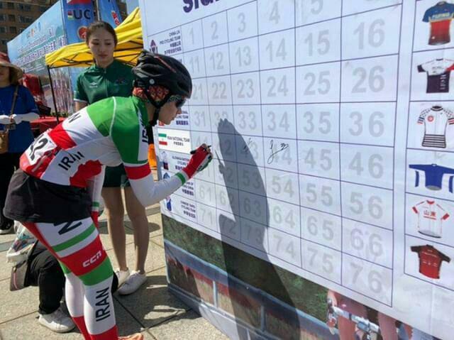 photo 2019 05 24 11 08 26 نگاهی بر حضور دختران دوچرخه سوار ایران در چین (تصاویر)