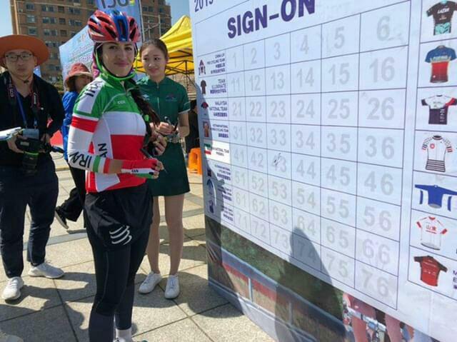 photo 2019 05 24 11 08 27 نگاهی بر حضور دختران دوچرخه سوار ایران در چین (تصاویر)