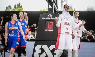 بسکتبال سه نفره قهرمانی جهان در هلند دلارام وکیلی 400x240 ویدئو | ایران 19 18 مغولستان | جام جهانی بسکتبال 3 نفره زنان