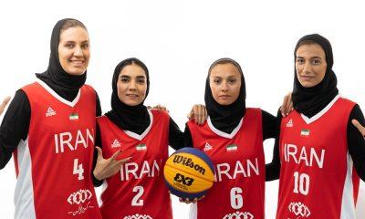 تیم ملی بسکتبال سه نفره بانوان در جام جهانی هلند FIBA 3x3 world cup 2019 iran team 400x240 جام جهانی بسکتبال 3 نفره | پیروزی بسکتبال ایران برابر مغولستان و شکست برابر اسپانیا