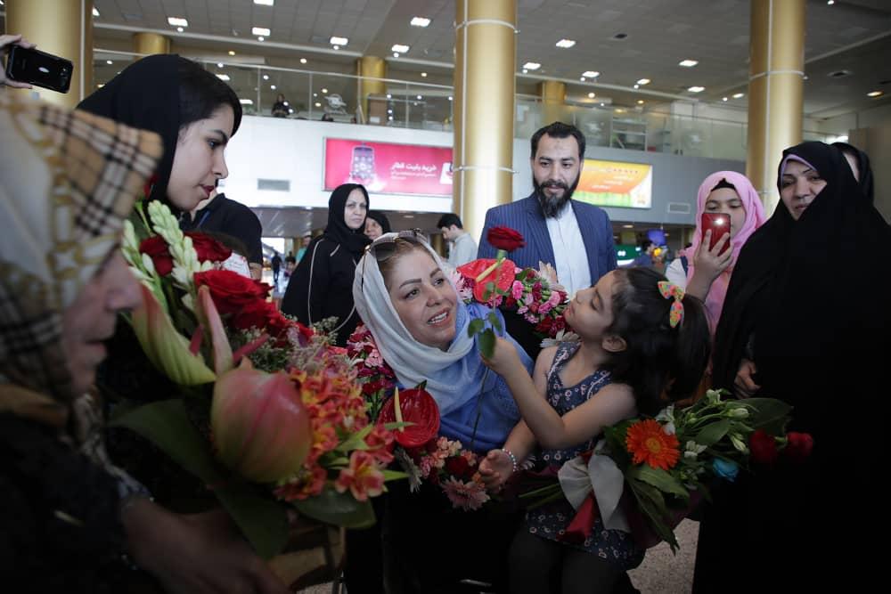 به بهانه ایست قبلی راضیه شیرمحمدی | نگاهی بر دوران ۱۳ ساله کماندار مدال آور