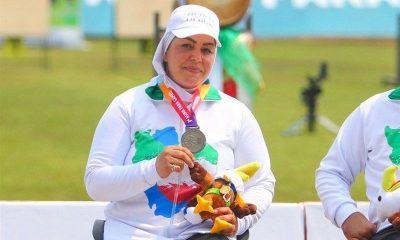 راضیه شیرمحمدی 400x240 فوری: راضیه شیرمحمدی مدال آور پارالمپیک درگذشت