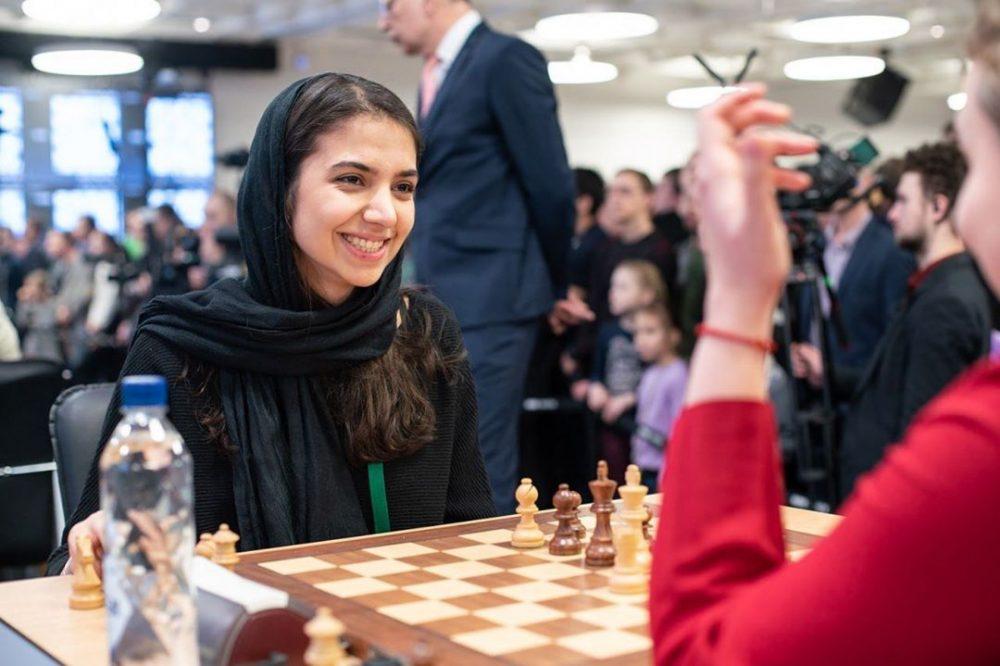 سارا خادم الشریعه sara khadel al sharia 1000x666 حضور خادم الشریعه در شطرنج باشگاه های اروپا | متیو کورنت فرانسوی، مربی سارا می شود