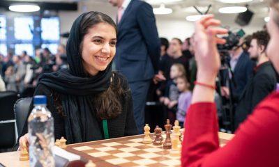 سارا خادم الشریعه sara khadel al sharia 400x240 تکراری مثل موفقیت های سارا | خادم الشریعه سهمیه جام جهانی شطرنج را کسب کرد