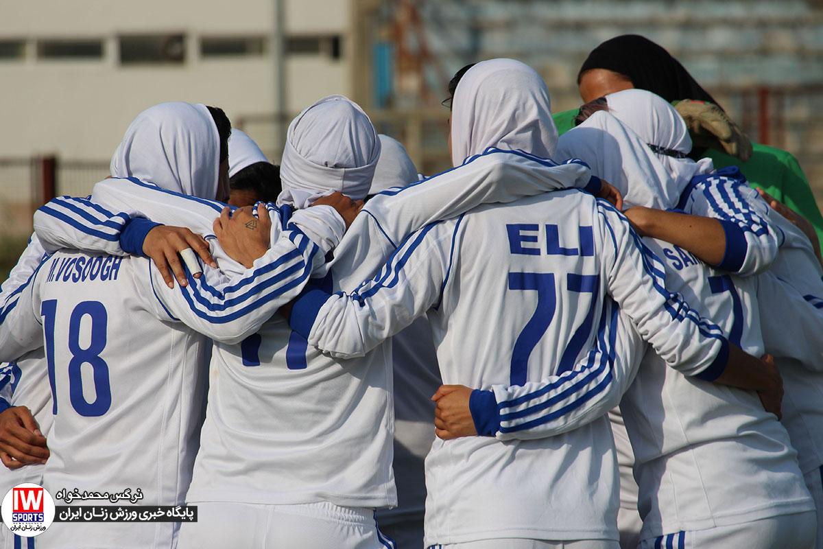 سرمربی تیم فوتبال زنان ملوان: کیفیت داوری لیگ برتر بهبود یافته است