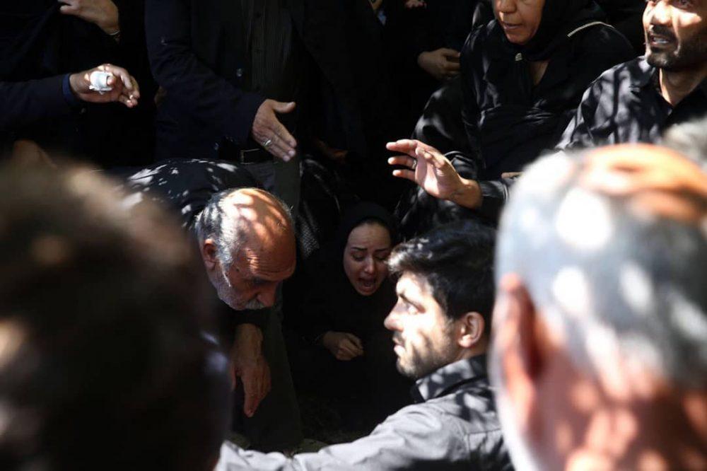 12313 1000x666 گزارش تصویری | مراسم خاکسپاری راضیه شیرمحمدی؛ مدال آور پارالمپیک و پاراآسیایی ایران