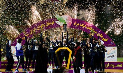156432434 400x240 شهرداری بم با شکست تیم فوتبال ذوب آهن قهرمانی خود را جشن گرفت