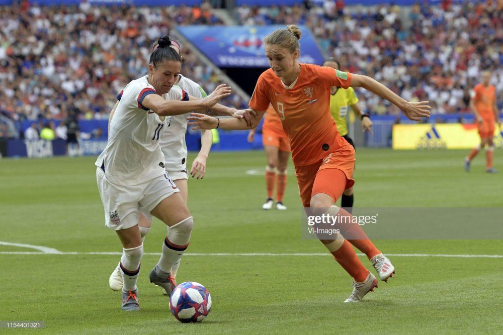 آمریکا قهرمان جام جهانی فوتبال زنان شد 10 1000x667 آمریکا قهرمان جام جهانی فوتبال زنان شد