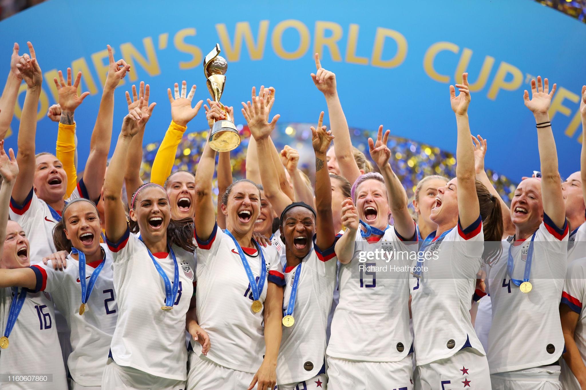 آمریکا قهرمان جام جهانی فوتبال زنان شد 7 آمریکا قهرمان جام جهانی فوتبال زنان شد