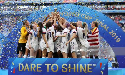 آمریکا قهرمان جام جهانی فوتبال زنان شد 8 400x240 تفاوت فاحش پاداش تیم ملی فوتبال زنان آمریکا با قهرمان جام جهانی 2018 مردان!