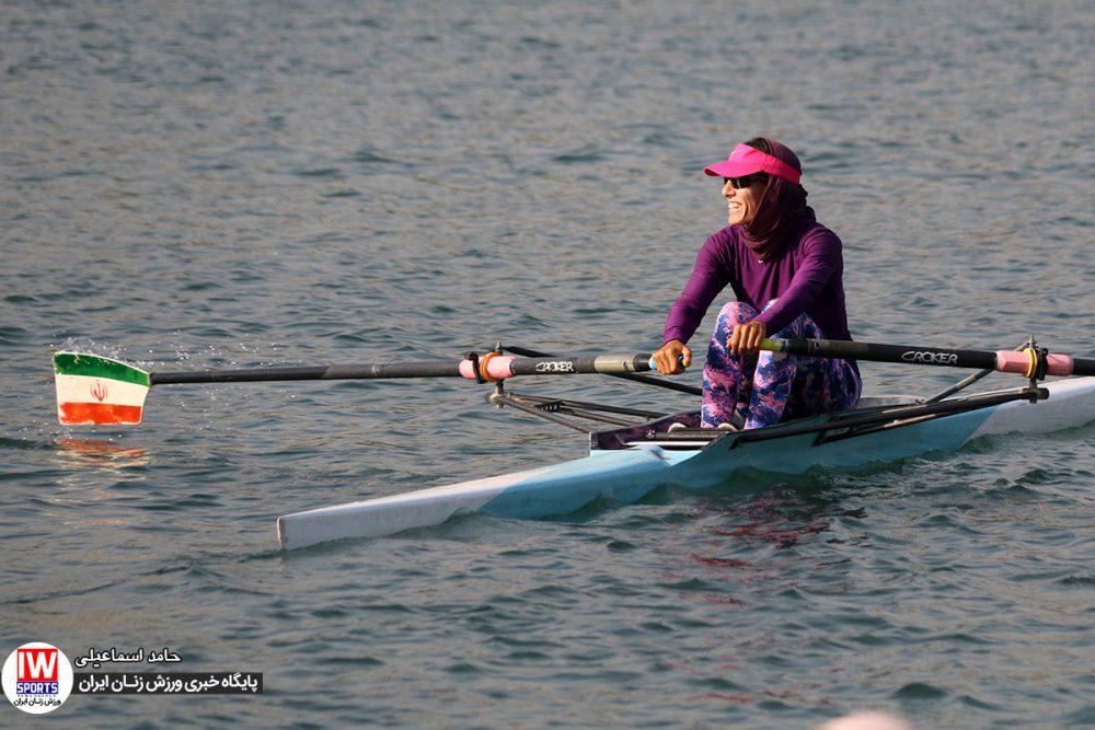 تمرین تیم ملی قایقرانی رویینگ کانو بانوان 4 1000x667 گزارش تصویری   تمرین تیمهای ملی قایقرانی رویینگ و آبهای آرام بانوان
