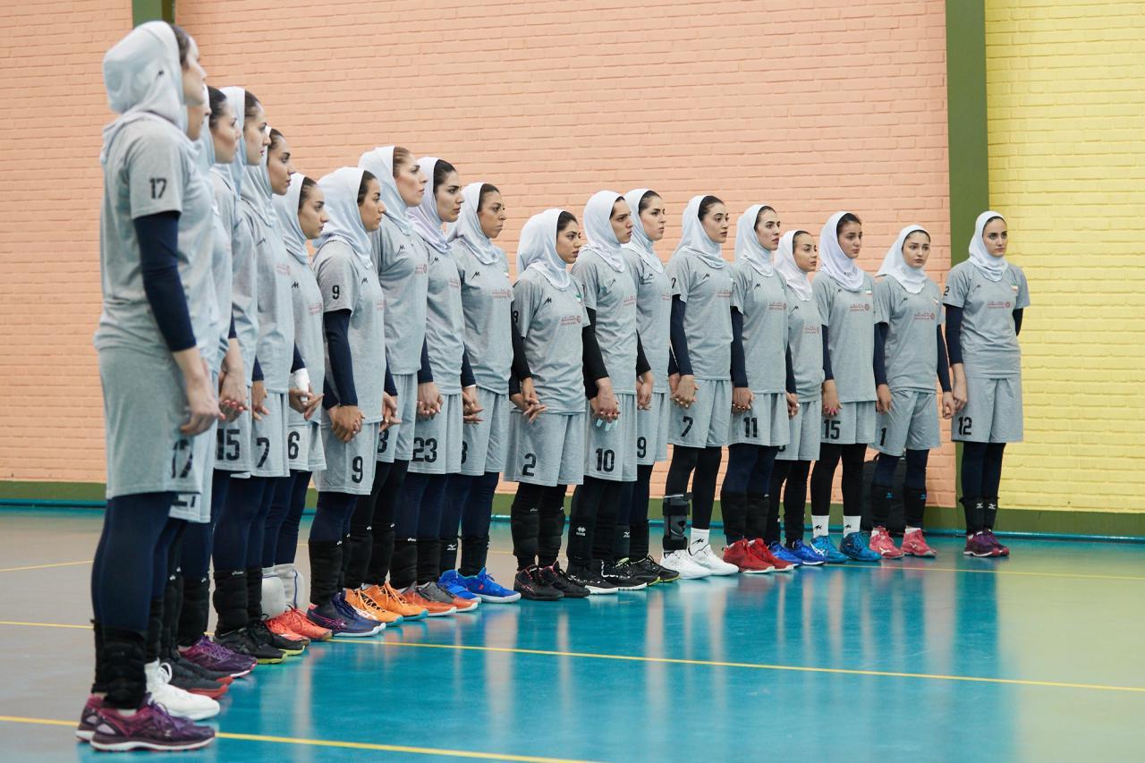 ویدئو | معرفی بازیکنان تیم ملی والیبال بانوان در آستانه مسابقات قهرمانی آسیا