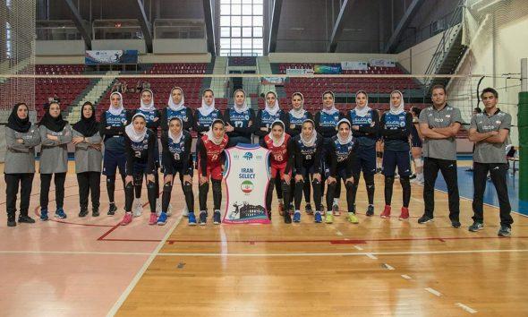 تیم ملی والیبال بانوان تورنمنت کرواسی 590x354 قهرمانی تیم ملی والیبال بانوان در کرواسی | آیا انتظارات از آن ها بالا رفته است؟