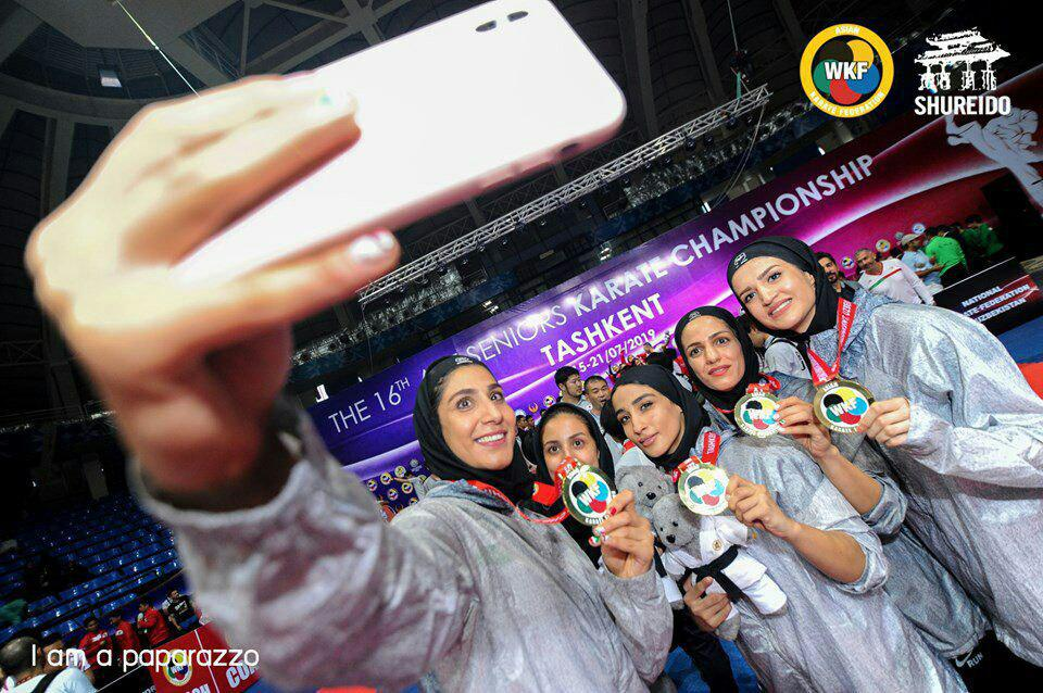 بازگشت کاراته به بازیهای آسیایی ؛ خبر خوش برای دختران کاراته کا