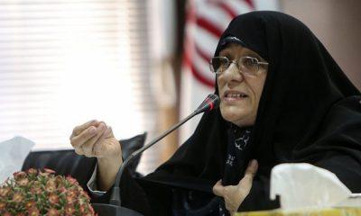 طاهزه طاهریان 400x240 نشست هم اندیشی اعضای کمیسیون های کمیته ملی المپیک/ تقدیر از فریبا محمدیان و انتخاب طاهریان به عنوان رئیس شورای راهبردی