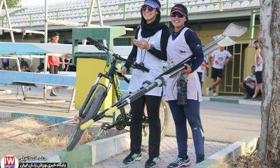 هانیه بیداد و سولماز عباسی در تمرین تیم ملی قایقرانی رویینگ بانوان 400x240 تیم ملی رویینگ در راه آسیا | همه چیز در مورد شائبه کم کاری؛ بیداد، عباسی و اشرف توضیح میدهند