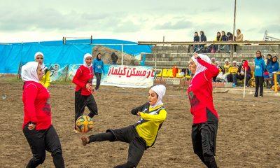 13711 448 400x240 اعلام گروه بندی مسابقات قهرمانی فوتبال ساحلی بانوان